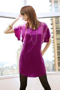 Шьем платье — кимоно (Шитье и крой)