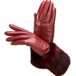 Кожаные перчатки. Выкройка (Шитье и крой)