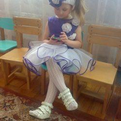 Юбка пачка из органзы для девочки (Шитье и крой)