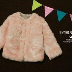 Детское пальто из меха (Шитье и крой)