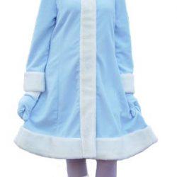 Выкройка костюма снегурочки на Новый год (Шитье и крой)