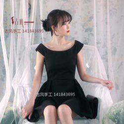 Маленькое черное платье. Выкройка  (Шитье и крой)
