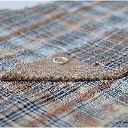 Накладной карман с отлетным уголком (Шитье и крой)