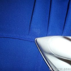Обработка отрезной талии (Шитье и крой)