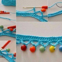 Интересные идеи для вязания (Уроки и МК по ВЯЗАНИЮ)