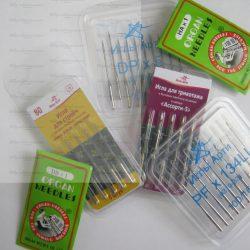 Шпаргалка — буквенное обозначение игл, расшифровка (Шитье и крой)