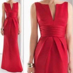 Вечернее платье. Выкройка (Шитье и крой)