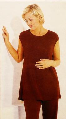 Туника большого размера для женщин (Шитье и крой)