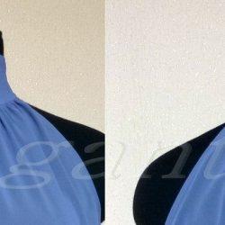 Втачивание воротника «стойка» в изделиях из тонких тканей с проймой типа «американка» (Шитье и крой)