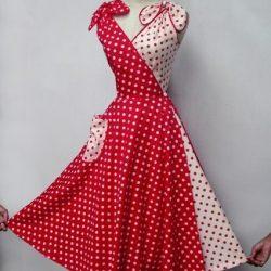 Платье-трансформер 50-х (Шитье и крой)