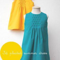 Декоративный элемент для отделки платья (Шитье и крой)