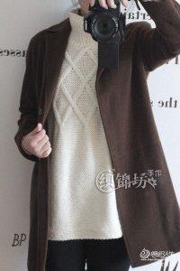 Свитер-безрукавка (Вязание спицами)