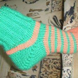 Советы как вязать носки (Уроки и МК по ВЯЗАНИЮ)