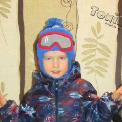 Выкройка шапочки для мальчика «ГОРНОЛЫЖНИК» (Шитье и крой)