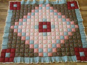 Лоскутное одеяло (Квилтинг)