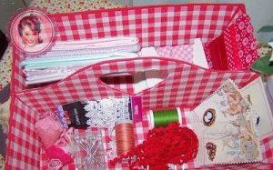 Швейная корзина (Шитье и крой)