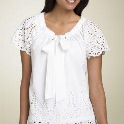 Выкройка блузки 44 до 56 размера (Шитье и крой)