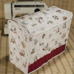 Шьем чехол для швейной машинки (Шитье и крой)