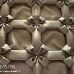 Мастер-класс декоративная подушечка буфы (Шитье и крой)