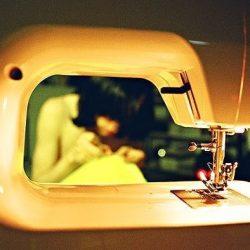 От чего зависит качество машинной строчки (Шитье и крой)