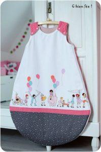 Спальный мешок для новорожденного (Шитье и крой)