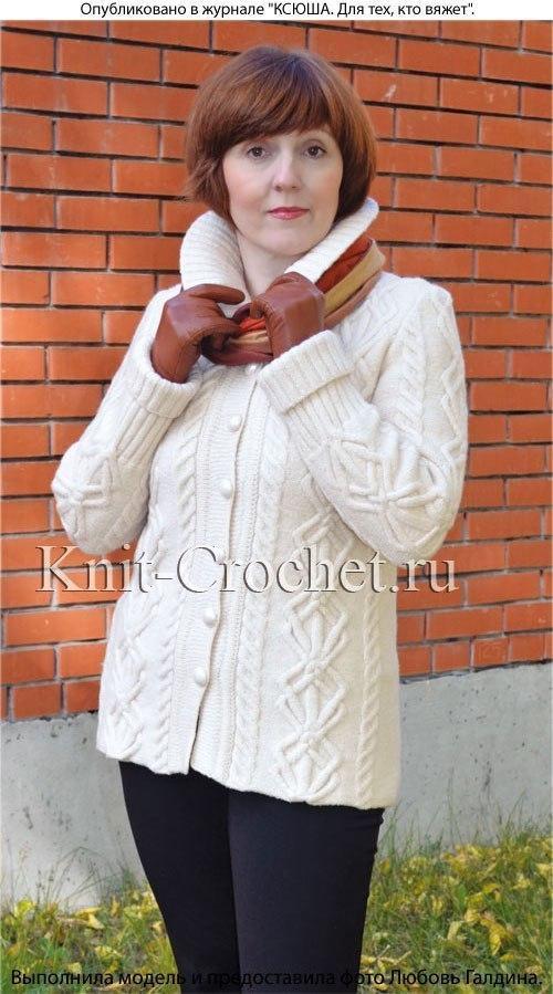 Ливинтернет вязание спицами для женщин жакеты