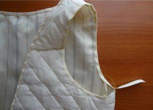 Обработка косой бейкой «в кольцо» (ШИТЬЕ И КРОЙ)