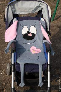 Матрасик в коляску (Шитье и крой)