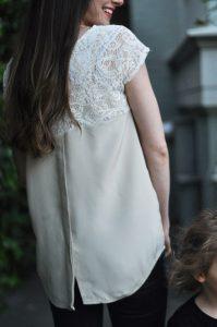 Блузка из мужской рубашки (Шитье и крой)