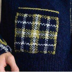 Мастер класс по вязанию спицами в технике Интарсия от Джуди Фурлонг