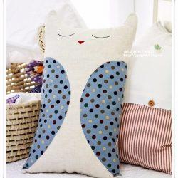 Подушка-сплюшка (Шитье и крой)