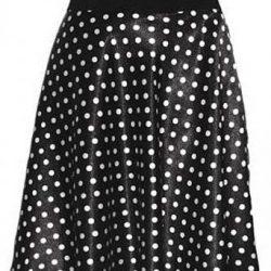Выкройка юбки полусолнце 40-60 размер (Шитье и крой)