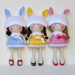 Текстильные куколки (Шьем игрушки)