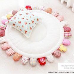 Шьем коврик в детскую (Шитье и крой)
