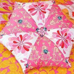 Шьем подушку-звезду (Шитье и крой)