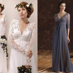Выкройка вечернего (или свадебного) платья (Шитье и крой)
