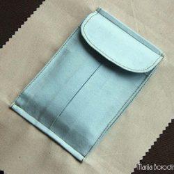 Как сшить объёмный карман-портфель (Шитье и крой)