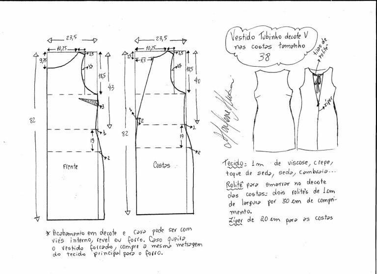 Выкройка летнего платья 48 размера чтобы сшить самой 87