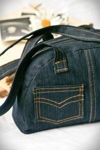 Сумочки из старых джинсов. Идеи (Шитье и крой)