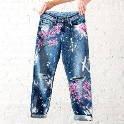 Мастер-класс. Реанимируйте старые джинсы