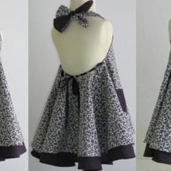 Готовая выкройка детского платья-сарафана на возраст от 1 года  до 14 лет (Шитье и крой)