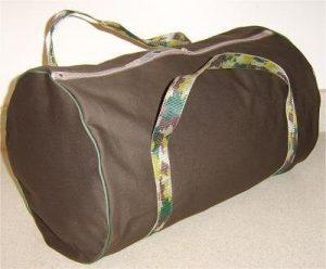 Выкройка спортивной сумки (Шитье и крой)