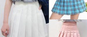 Выкройка юбки в складку. Размер 36-48 евро  (Шитье и крой)