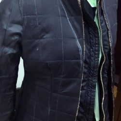 Утепляем куртку-пуховик (Шитье и крой)