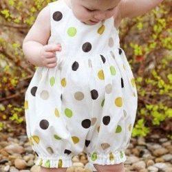 Комбинезон для малыша от 6 месяцев до 12 месяцев (Шитье и крой)