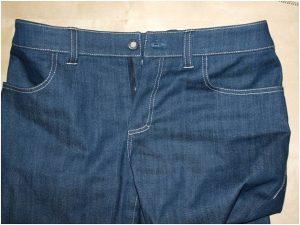 Обработка боковых карманов на джинсах (Шитье и крой)