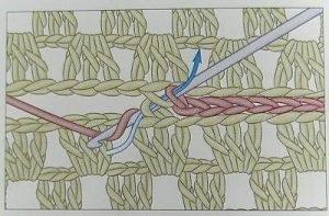 Соединение деталей крючком (Уроки и МК по ВЯЗАНИЮ)