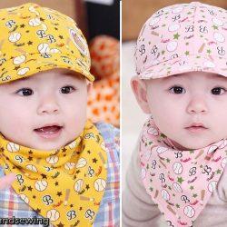 Выкройка кепки с козырьком для мальчика (Шитье и крой)