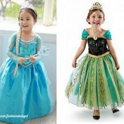 Выкройка нарядного платья для девочки (Шитье и крой)