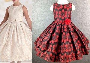 Выкройка платья для девочки возраст от 1 года до 14 лет (Шитье и крой)